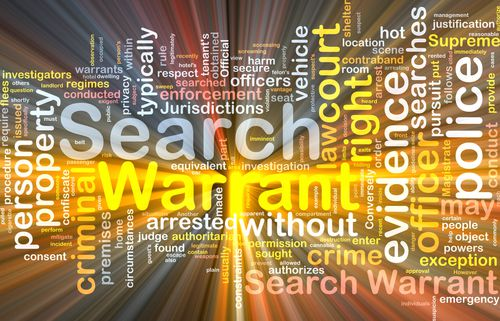 Police Search With Or Without A Warrant In South Carolina