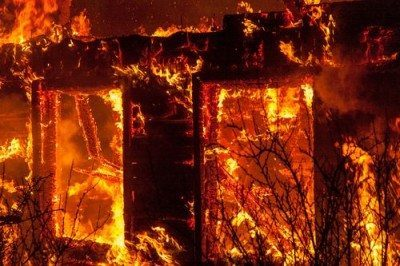What is the Crime of Arson in South Carolina?