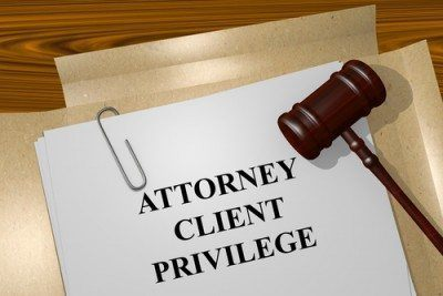 What is Attorney-Client Privilege in South Carolina?