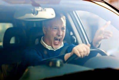 What Should I Do If Accused of Road Rage in South Carolina?